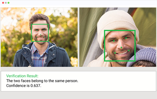Face-Recognition
