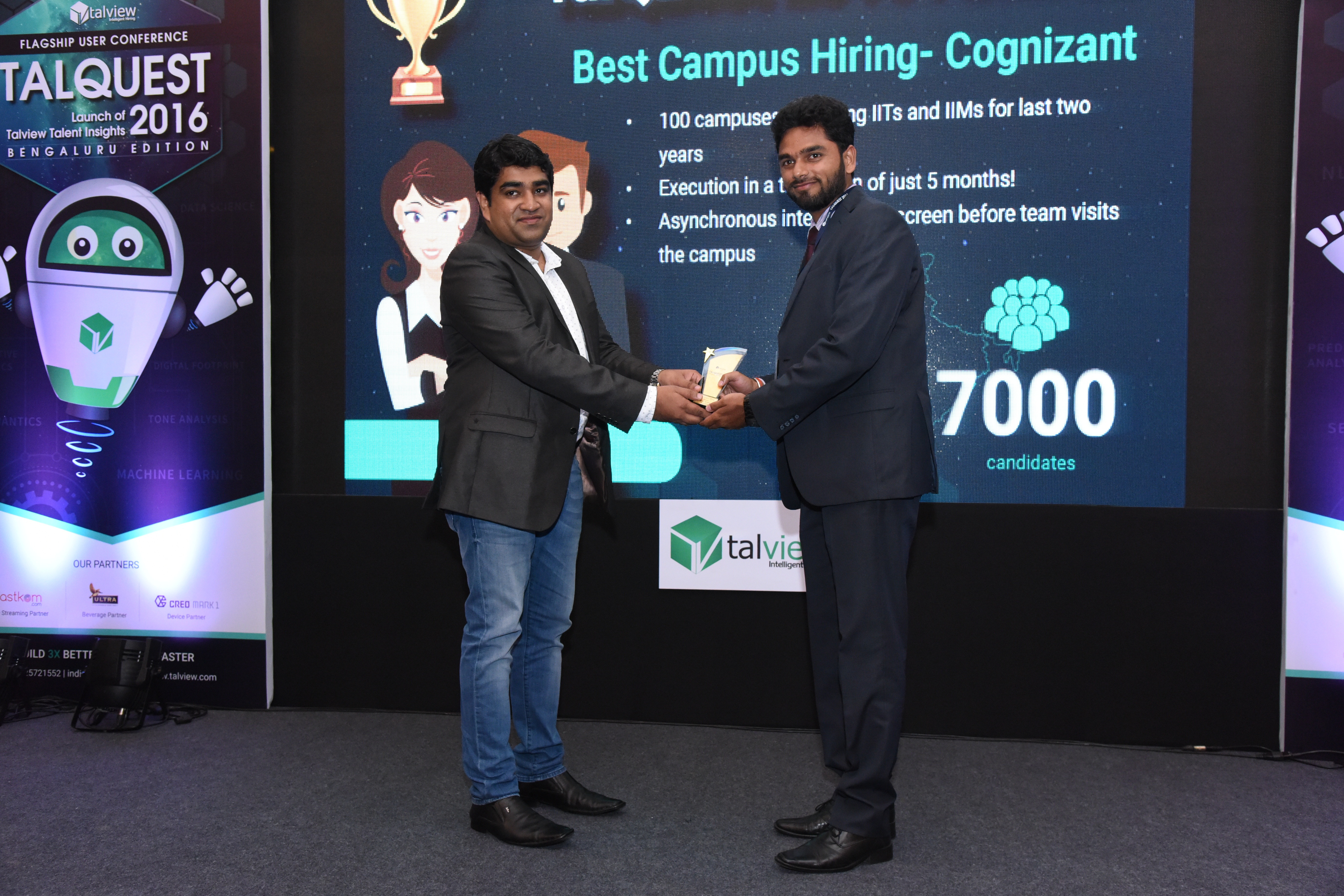 Best Campus Recruitment - Cognizant