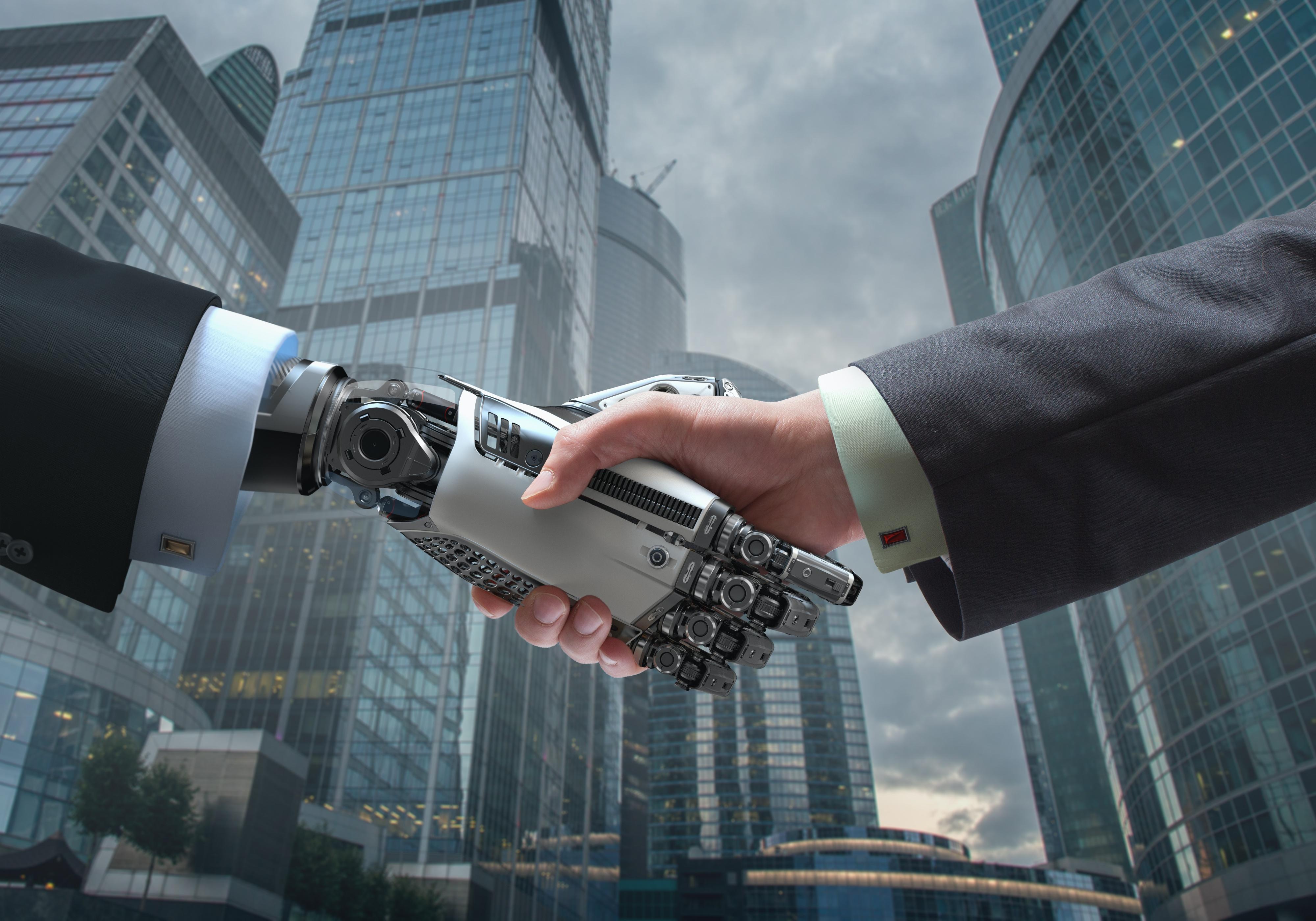 human-robot-handshake