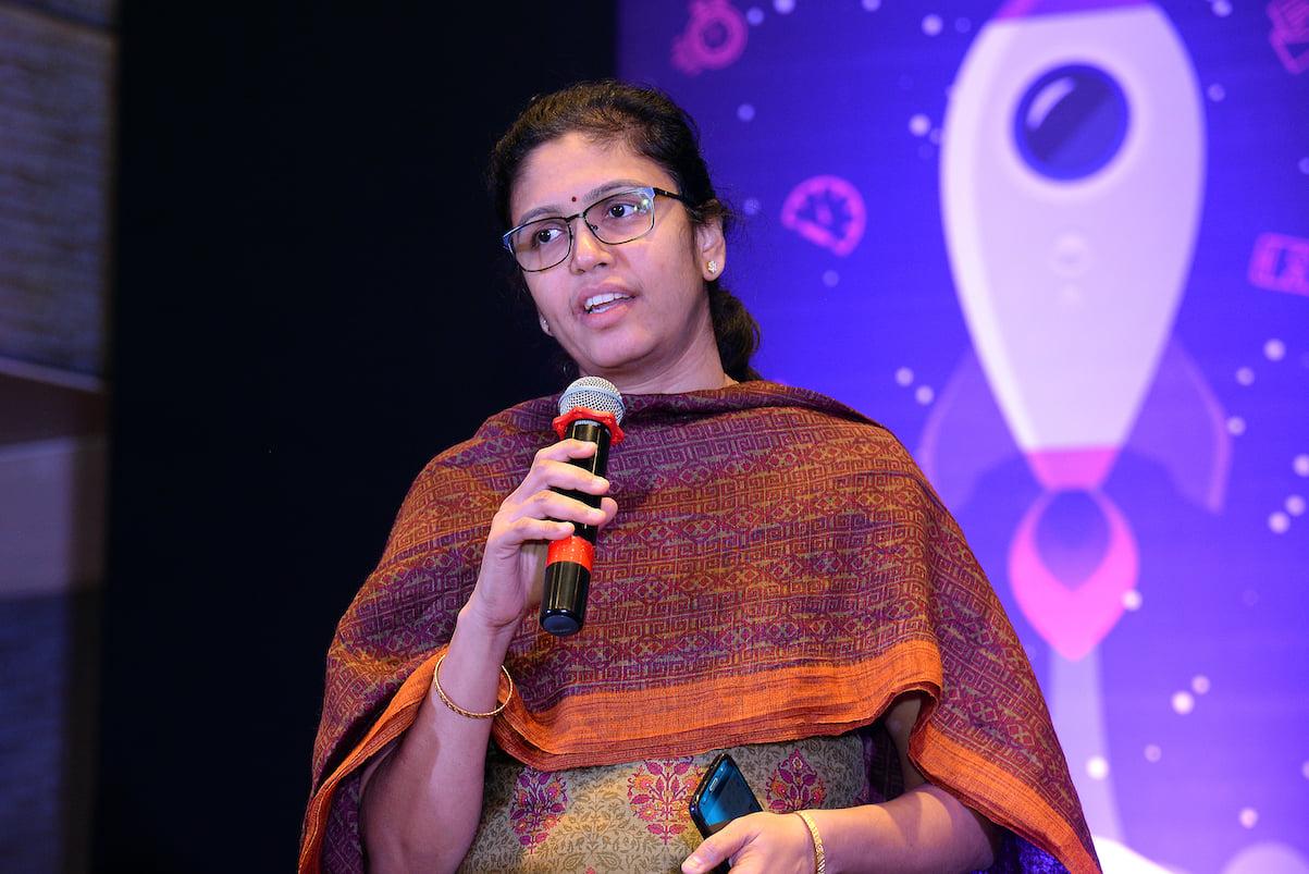 Krishna Kumari Ganapathy, Cognuzant