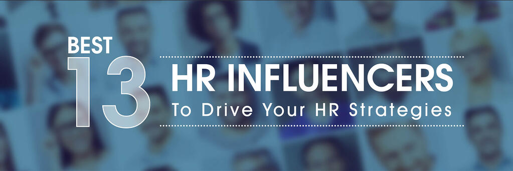 Top HR Influencers 2016 | Talview Recognition