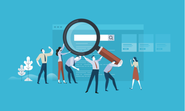 Sourcing candidates through the internet