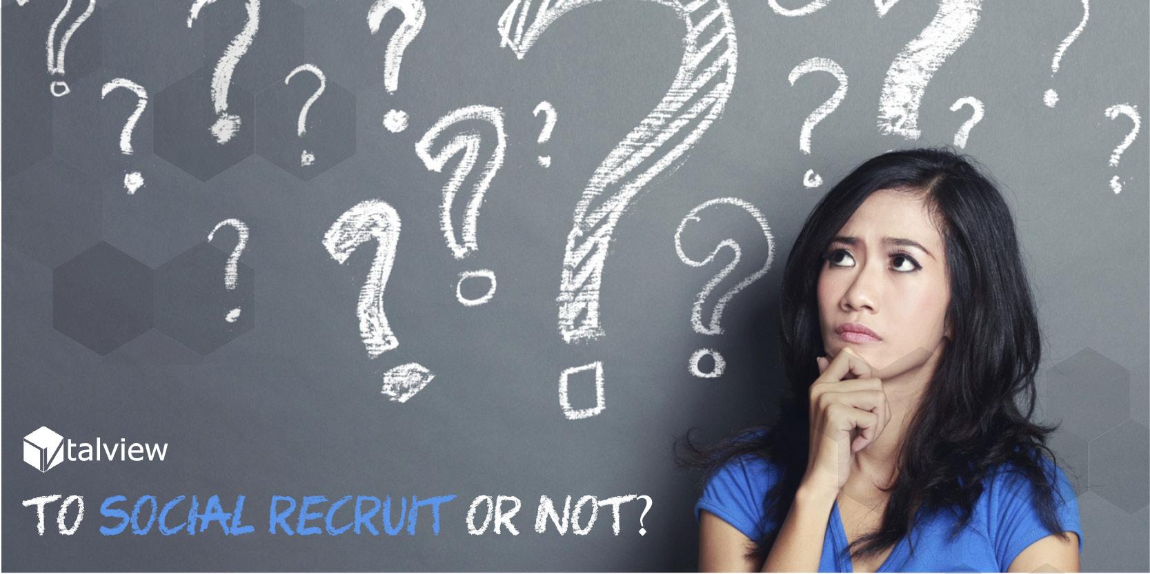 Social Media Recruitment Techniques