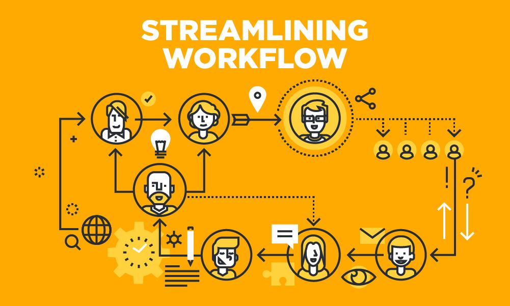 streamlining workflow