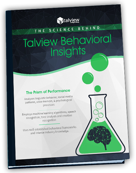 Talview Behavioral Insights