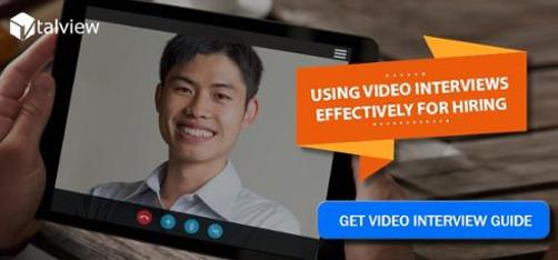 Download e-book to know how video interviews can help you