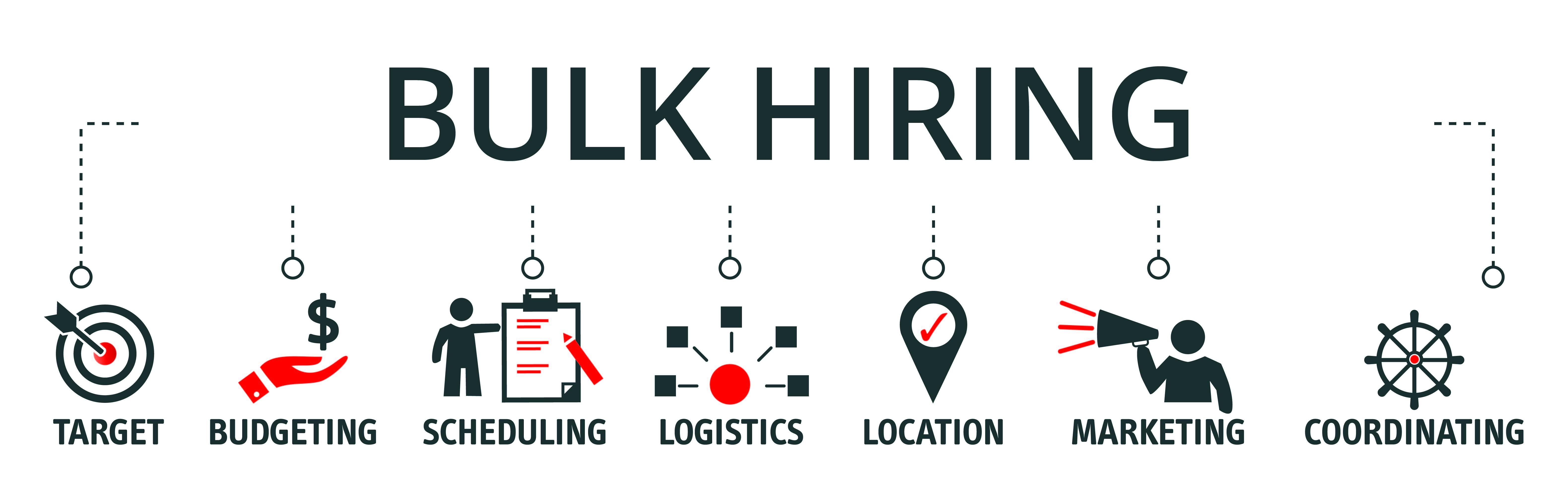bulk hiring